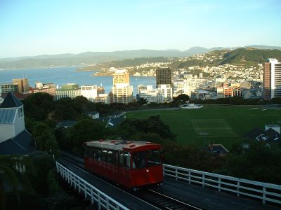 Cable Car Wellington