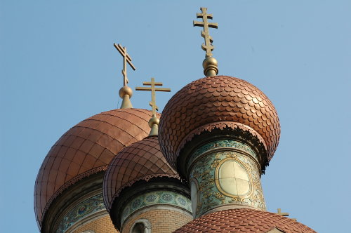 russisch orthodoxe Kirche in Bukarest